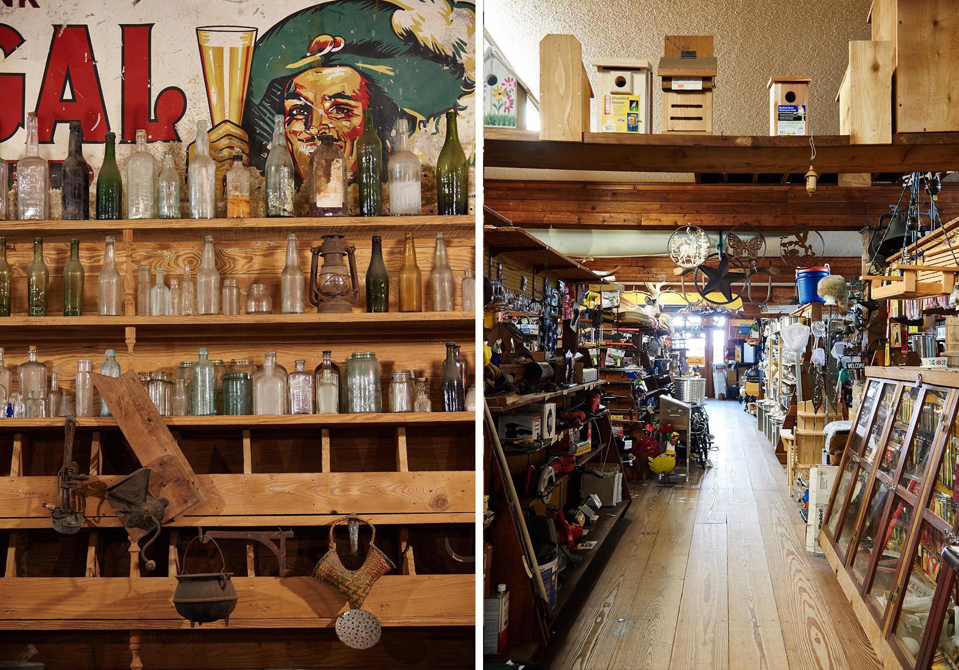 Inside H.J. Smith's