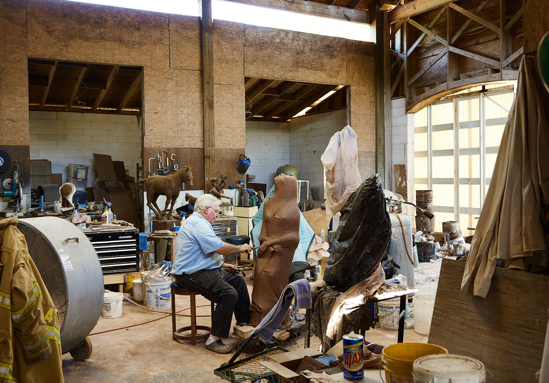 Covington Sculptor