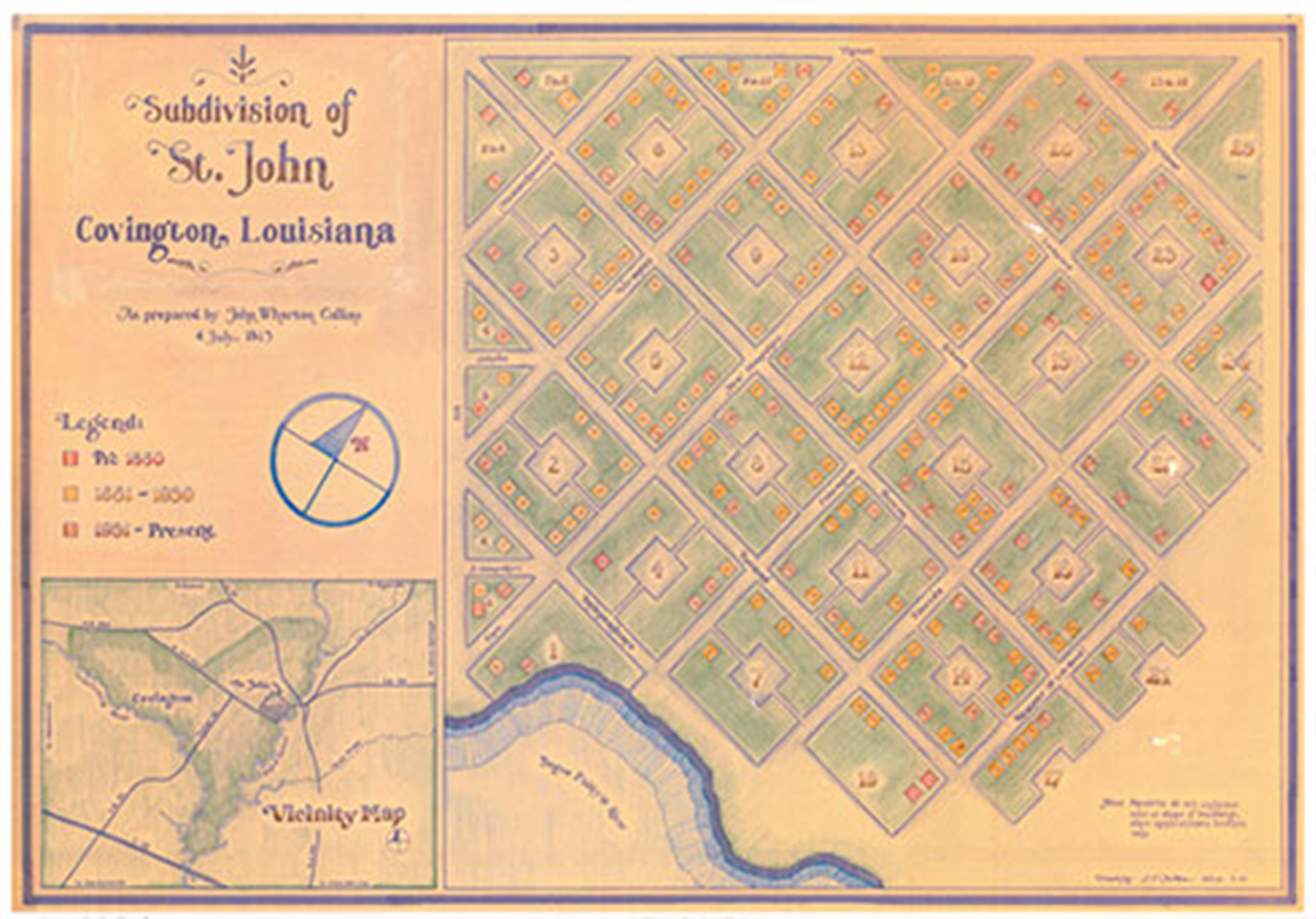 Subdivision of St. John
