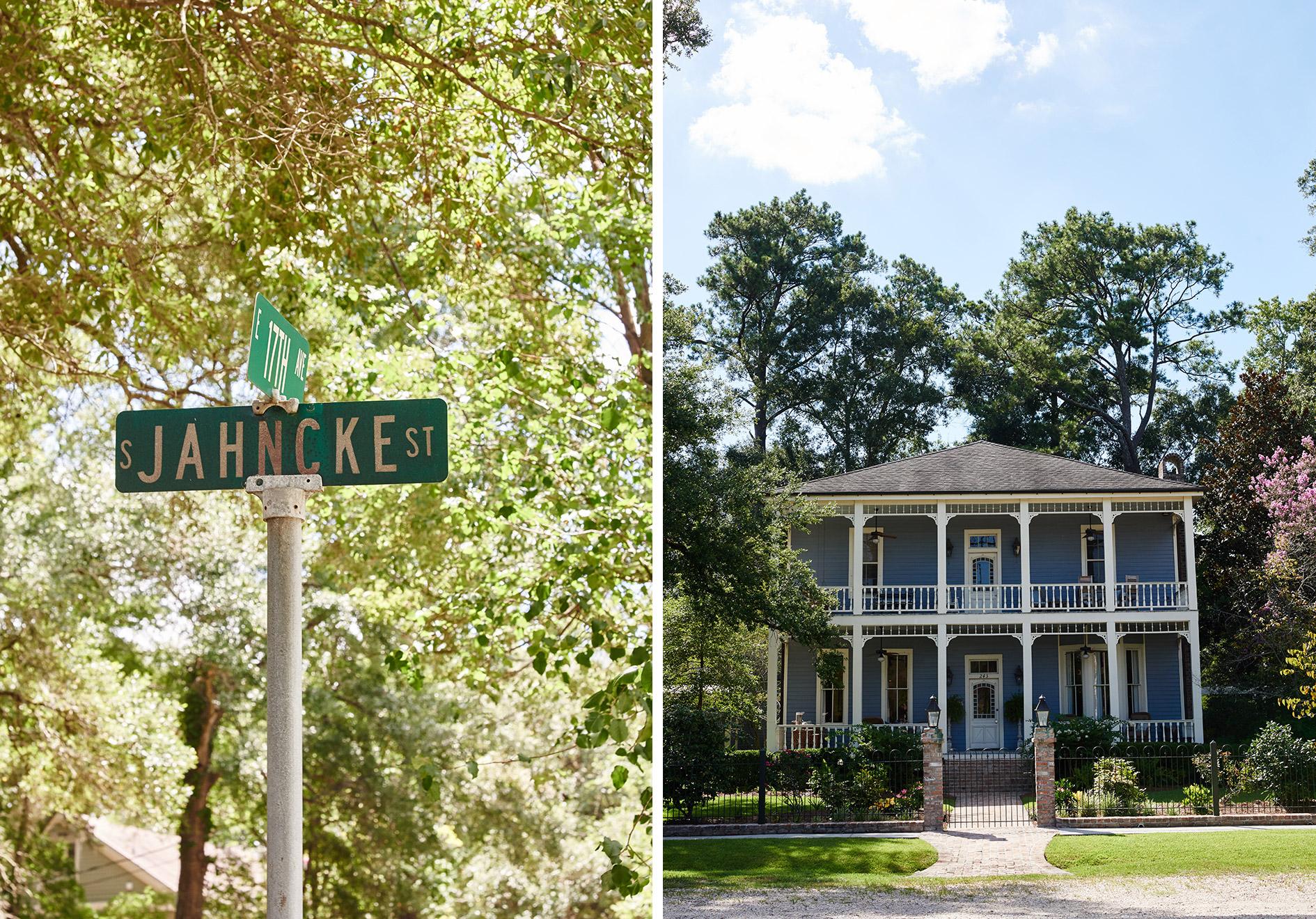 Jahncke St.