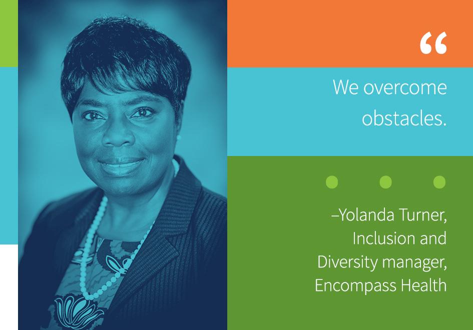 Quote - Yolanda Turner